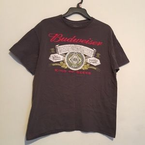 Budweiser Brown Graphic Tee